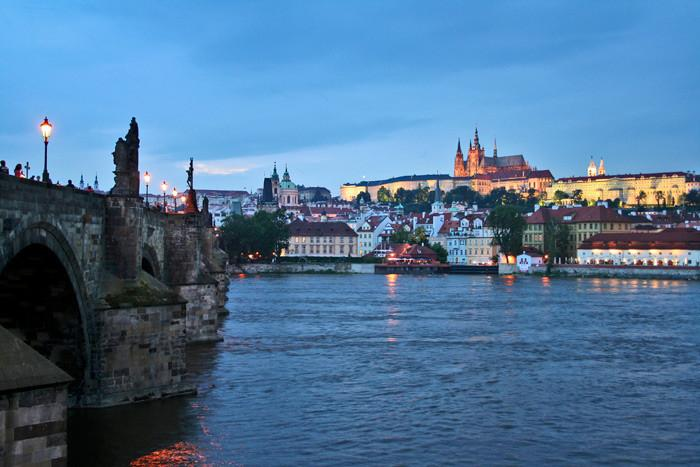 """Magic Prague"" a one week guided tour of the city of alchemy and enchantment. April 19-26, 2017. Booking payment for SINGLE room occupancy. - Baba Store - 2"