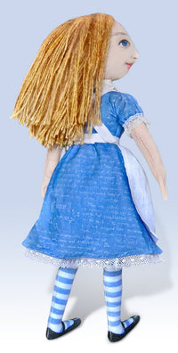 """Alice"" art doll. Last one! - Baba Store EU - 2"