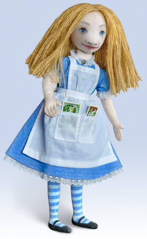 """Alice"" art doll. Last one! - Baba Store EU - 1"
