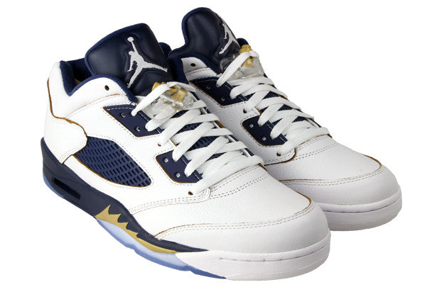 "Release Details - Air Jordan 5 Retro Low ""Dunk From Above"""