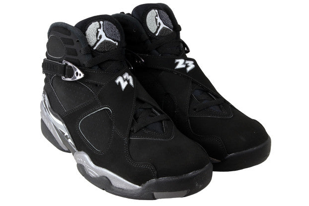 "Release Details: Air Jordan 8 Retro ""Chrome"""