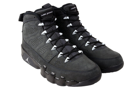 outlet store sale e7d5b 0516e ... shopping the air jordan 9 retro anthracite release on saturday  september 5 2015. 63e14 5459f