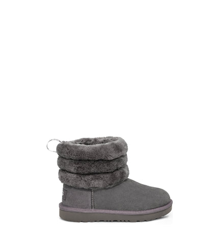 Kids' Ugg Fluff Mini Quilted T