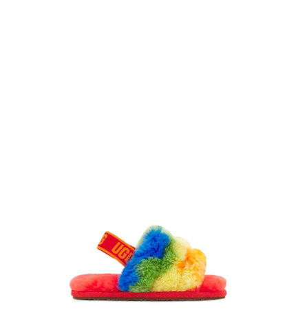 Kids' Ugg Fluff Yeah Cali Collage T