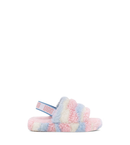 Kids' Ugg Fluff Yeah Cali Collage K
