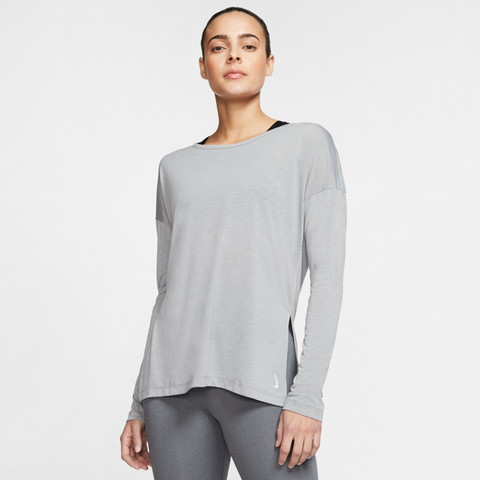 Women's Nike Dri-Fit Yoga Top