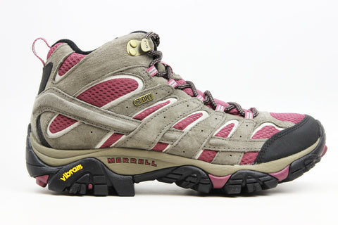 Women's Merrell Moab 2 Mid Waterproof