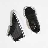 Kids' Vans Sk8-Hi Zip Suiting