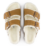 Women's Birkenstock Arizona Shearling - Sneakerology