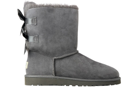 Kids' Ugg Australia Bailey Bow Youth - Sneakerology - 1