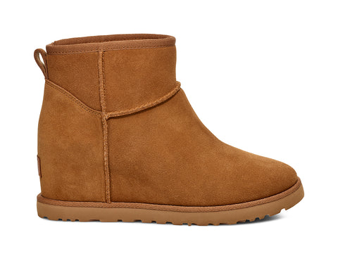 Women's Ugg Classic Femme Mini - Sneakerology
