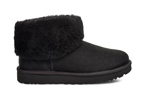 Women's Ugg Classic Mini Fluff - Sneakerology