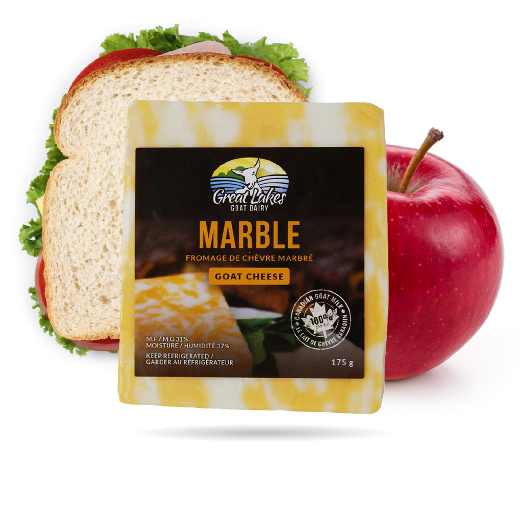 Marble Goat Cheese