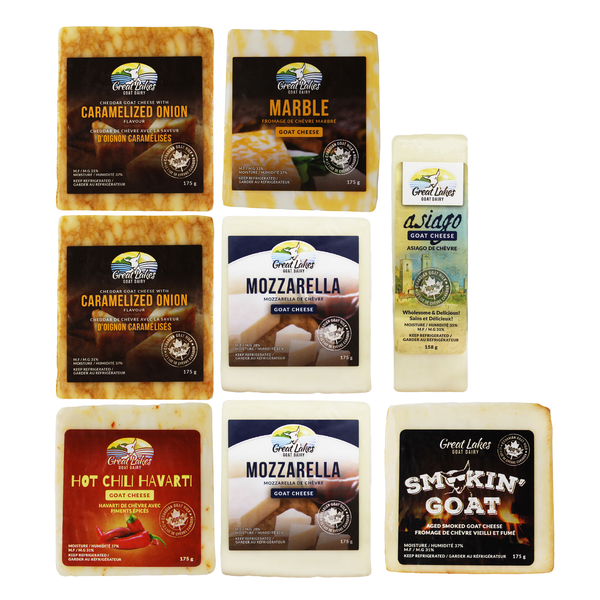 Goat Cheese Chefs Pack