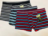 boxer bamboo pour homme (3 boxers) - Pedro Sport