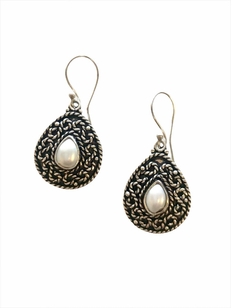 PEARL TRIBAL BOUCLES D