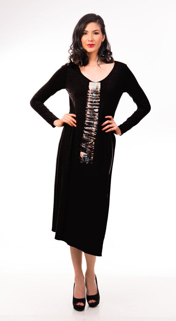 Robe longue - Samia par Manik Fashion