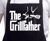 Tablier 'The Grillfather'