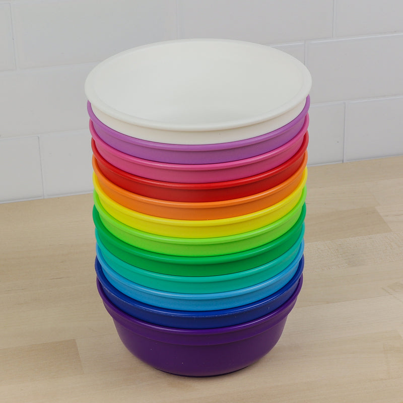 12 oz Bowl Rainbow Collection