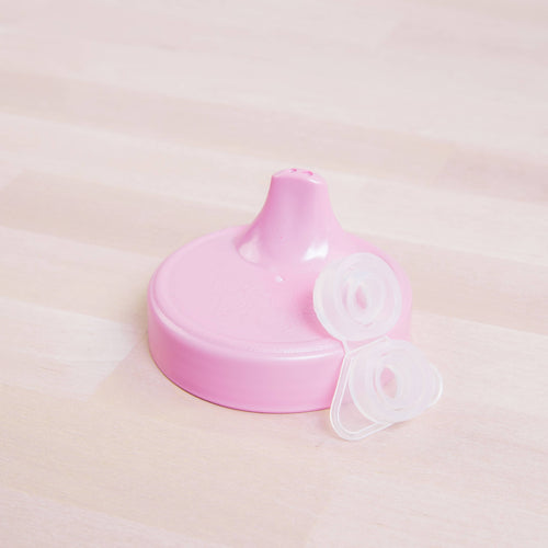 No-Spill Sippy Cup Lid + Valve