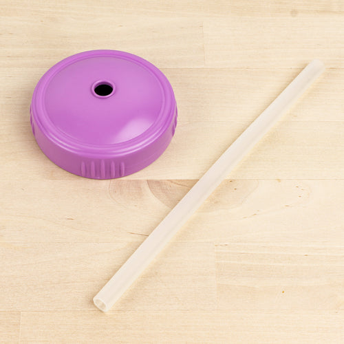Straw Cup Lid + Silicone Straw