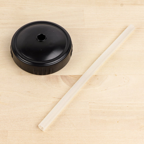 Straw Cup Lid + Straw