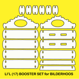 17-Pc LI'L BOOSTER Play Set (SOLD OUT)