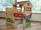 58-Pc Architectural Building Play Set