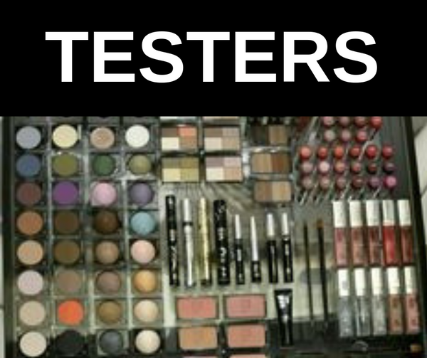 xTESTER - Eye Shadow Quads