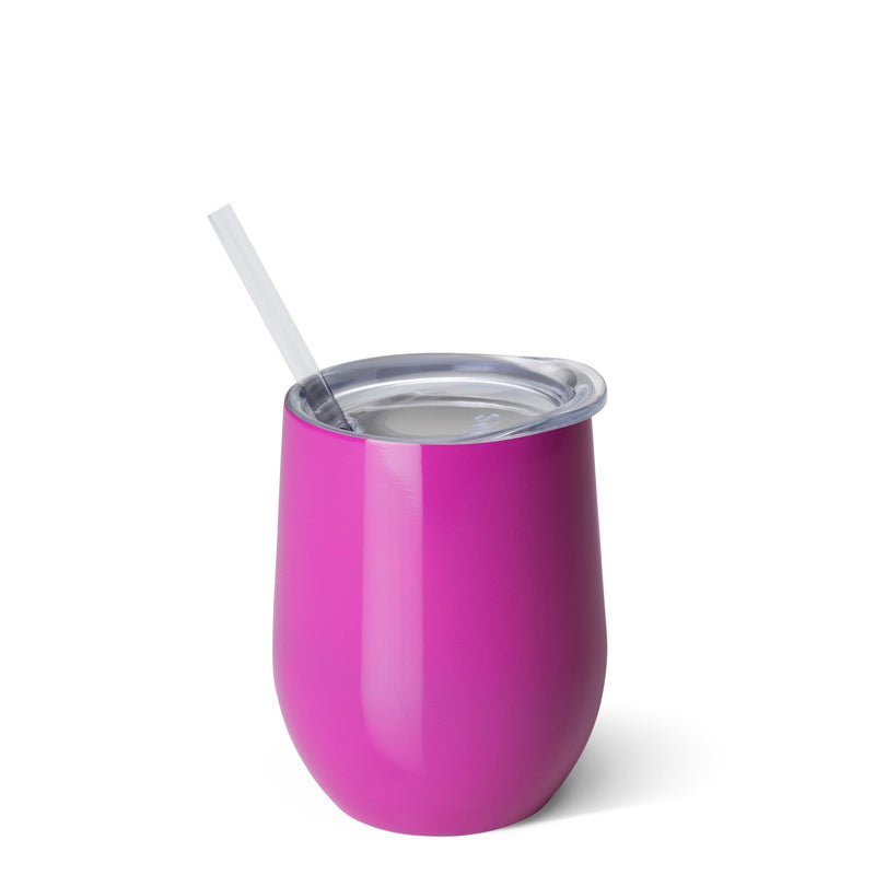 SWIG - Berry 12oz Stemless Wine Cup