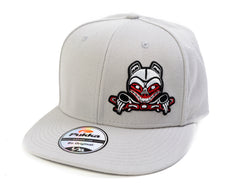 Hat-Grey Side Logo