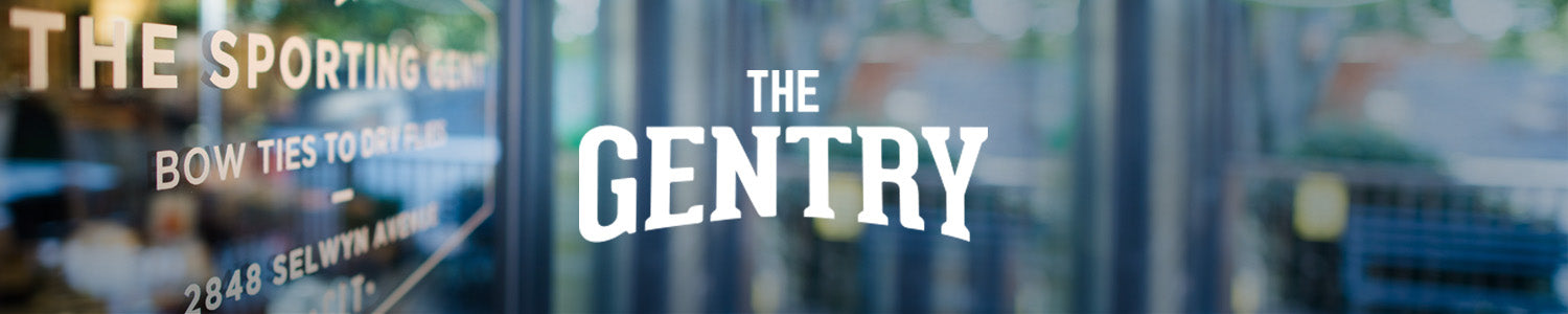 The Gentry header image