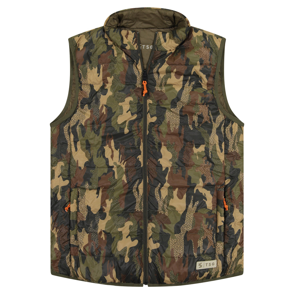 TSG Wildwood Packable Down Vest