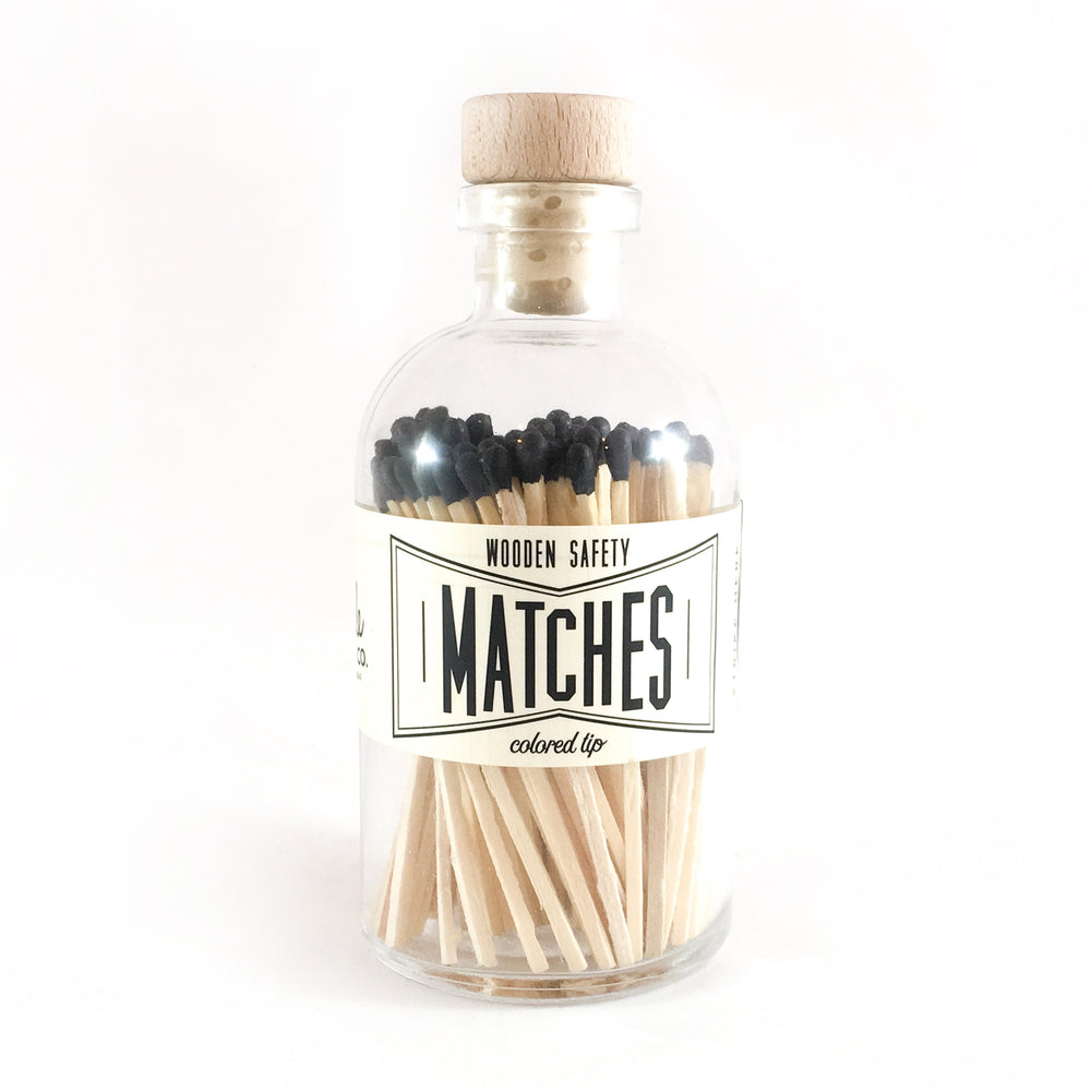 Made Market Co. Vintage Apothecary Matches