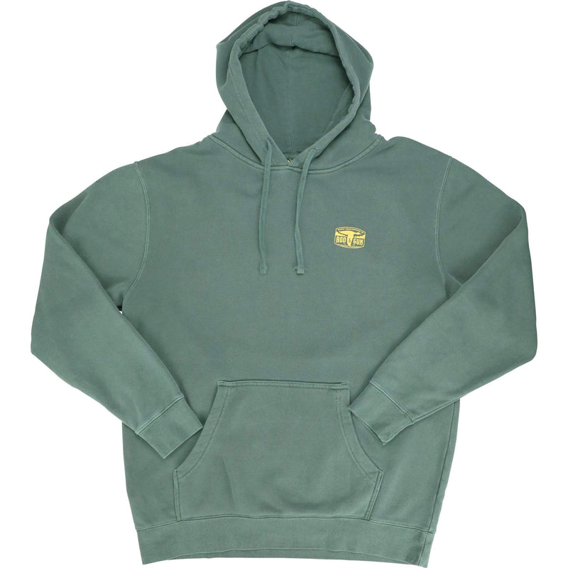 Marsh Wear Duck Patch Hooded Sweatshirt
