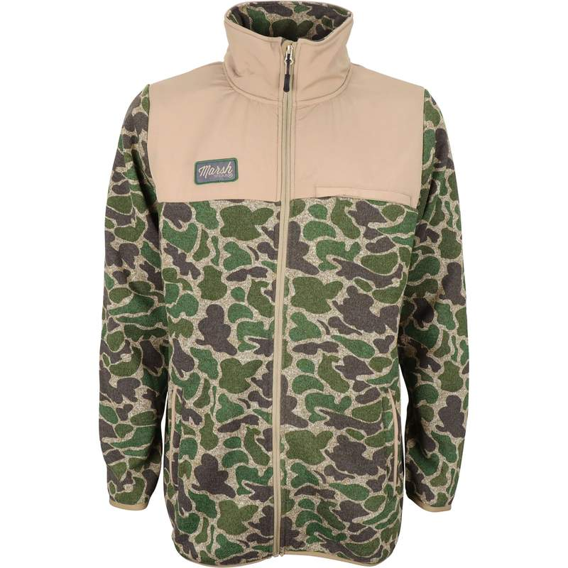 Marsh Wear Big Bay Fleece Jacket