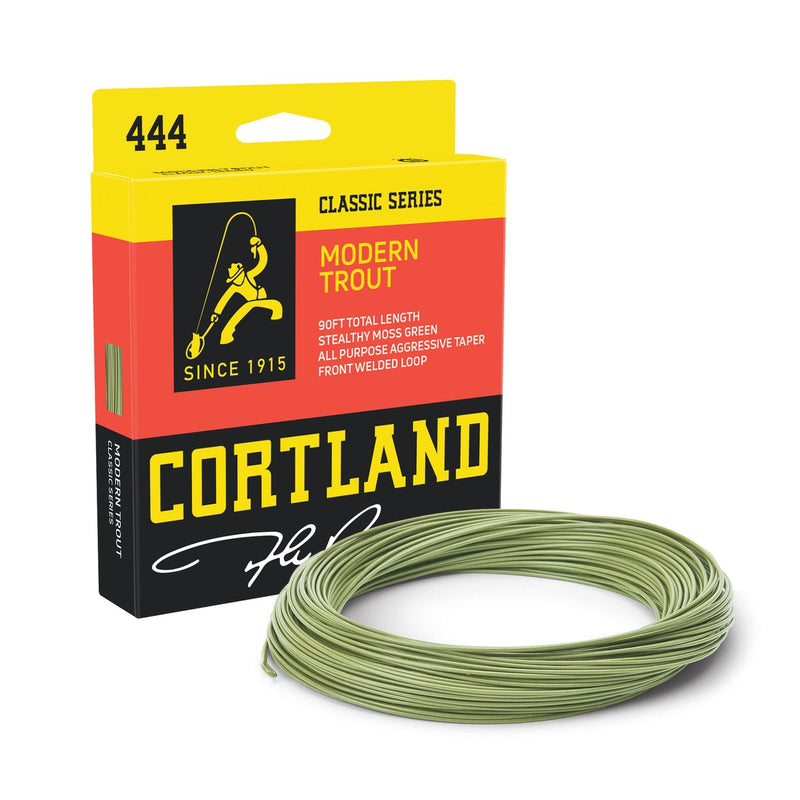 Cortland Series 444 Modern Trout Fly Line