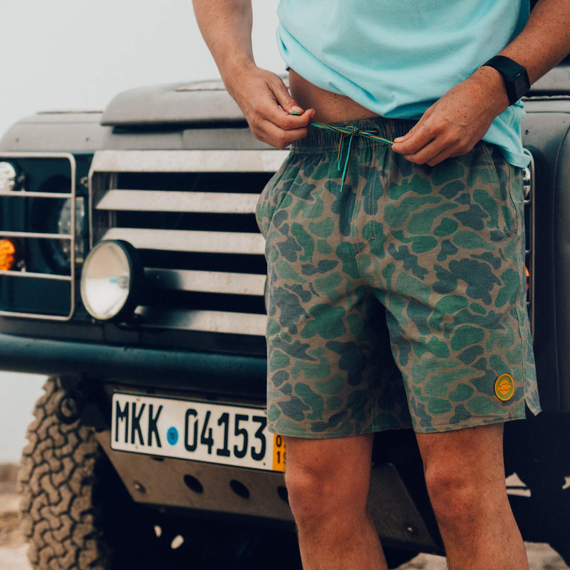 Marsh Wear Mallard Volley Shorts