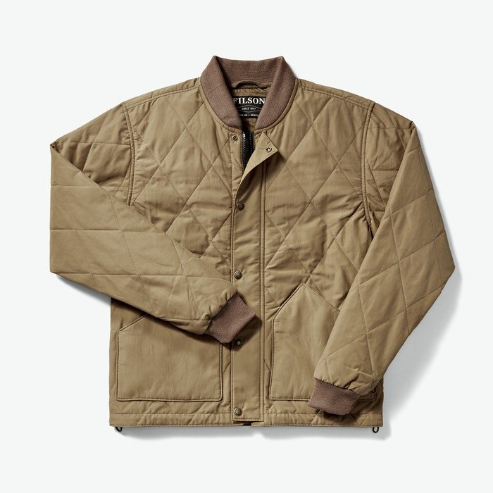 Filson Quilted Pack Jacket
