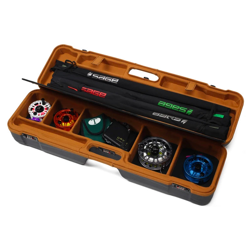 Negrini Sea Run Fly Fishing Travel Case