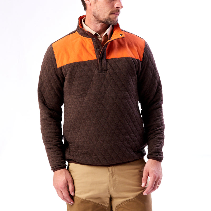 TSG Quilted Softon Field Pullover