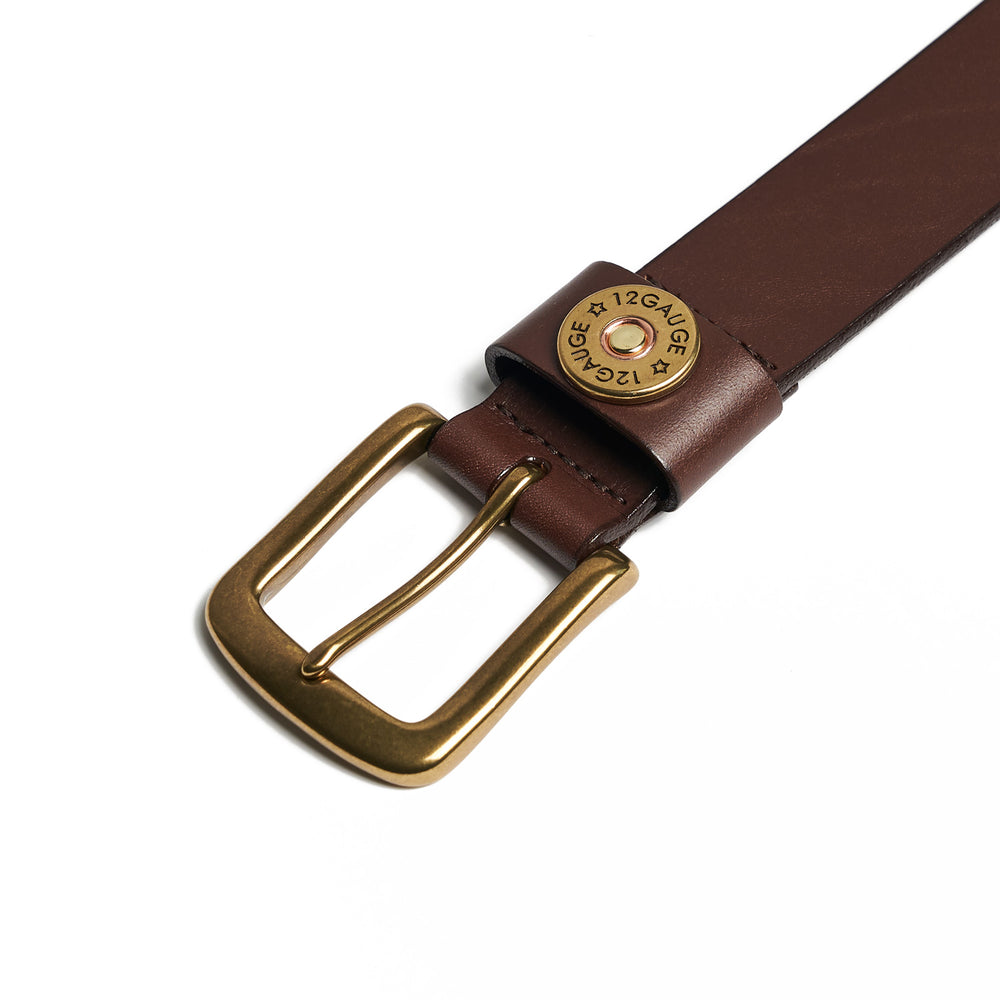 TSG 12 Gauge Harness Leather Belt