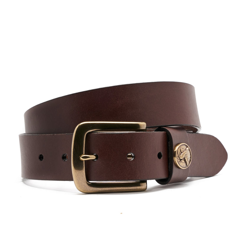 TSG Mallard Harness Leather Belt