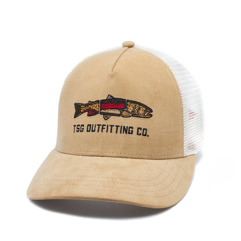 Troutfecta Stream Hat