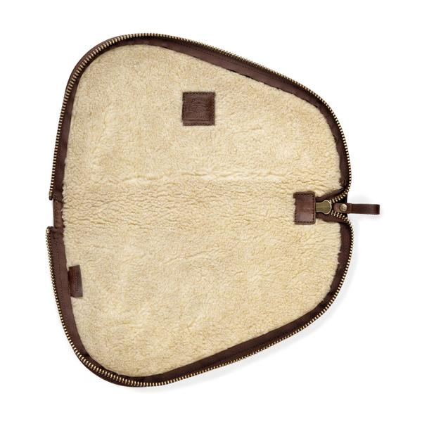 White Wing Waxed Canvas Pistol Case