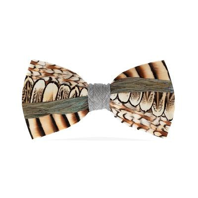 Brackish War Star Bow Tie