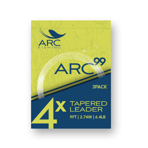 ARC Fishing ARC99 Knotless Leaders