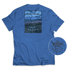 Load image into Gallery viewer, Blue Ridge Native Short Sleeve Tee