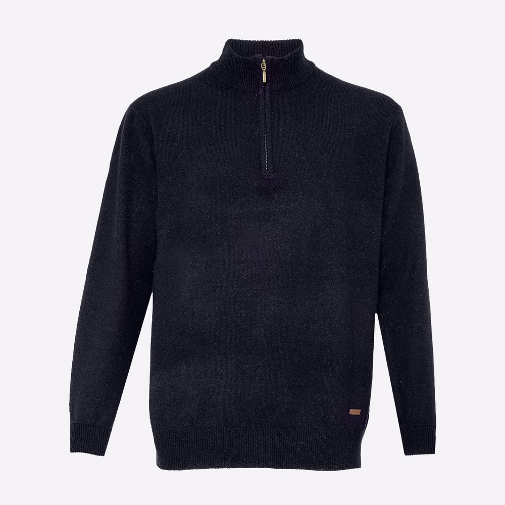 Dubarry Mullen Half-Zip Sweater