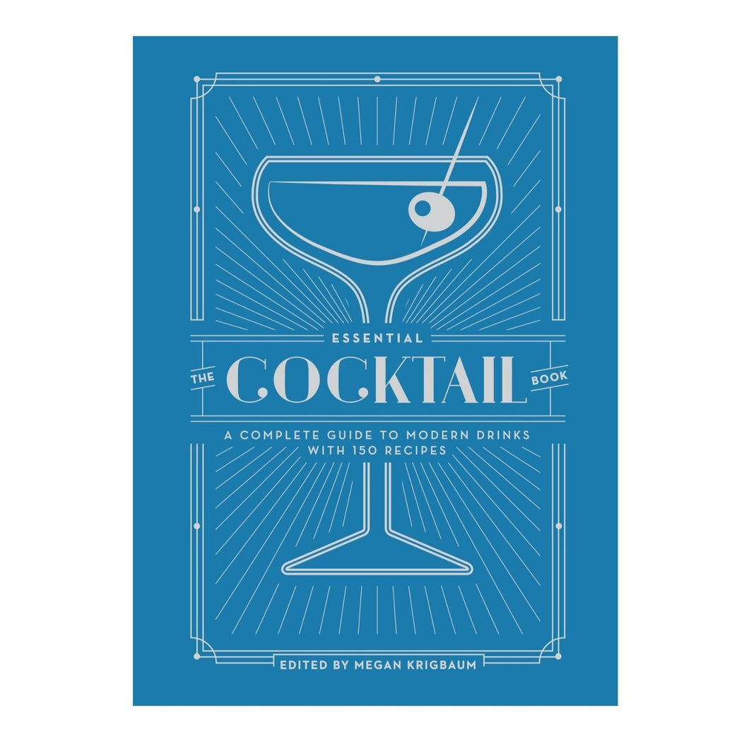 The Essential Cocktail Book by Jennifer Fiedler